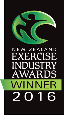 2016 Exercise Industry Awards Winner