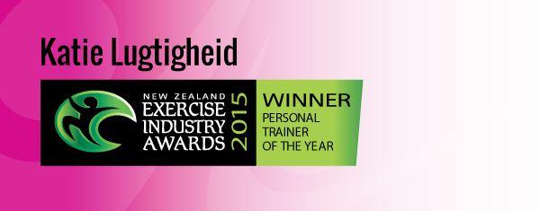 NZ Personal Trainer of the Year